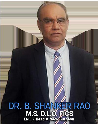 DR.B.Shankar Rao